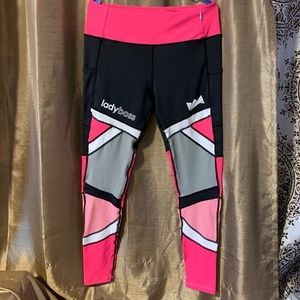 Like New Lady Boss Leggings